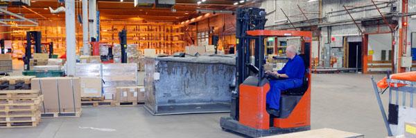 Advanced Manufacturing Processor