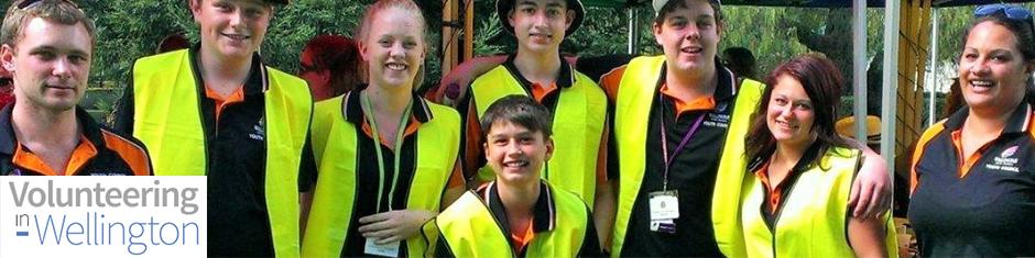 Volunteering in Wellington