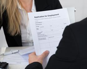 Preparing your Job Application