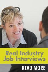 RIJI - Real Industry Job Interviews
