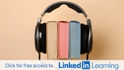Click for free access to Linkedin Learning