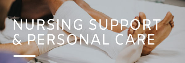 Nursing Support & Personal Care