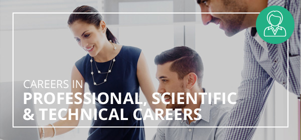 Professional, Scientific and Technical Careers