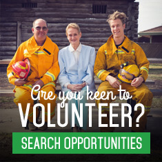 Are you keen to Volunteer?
